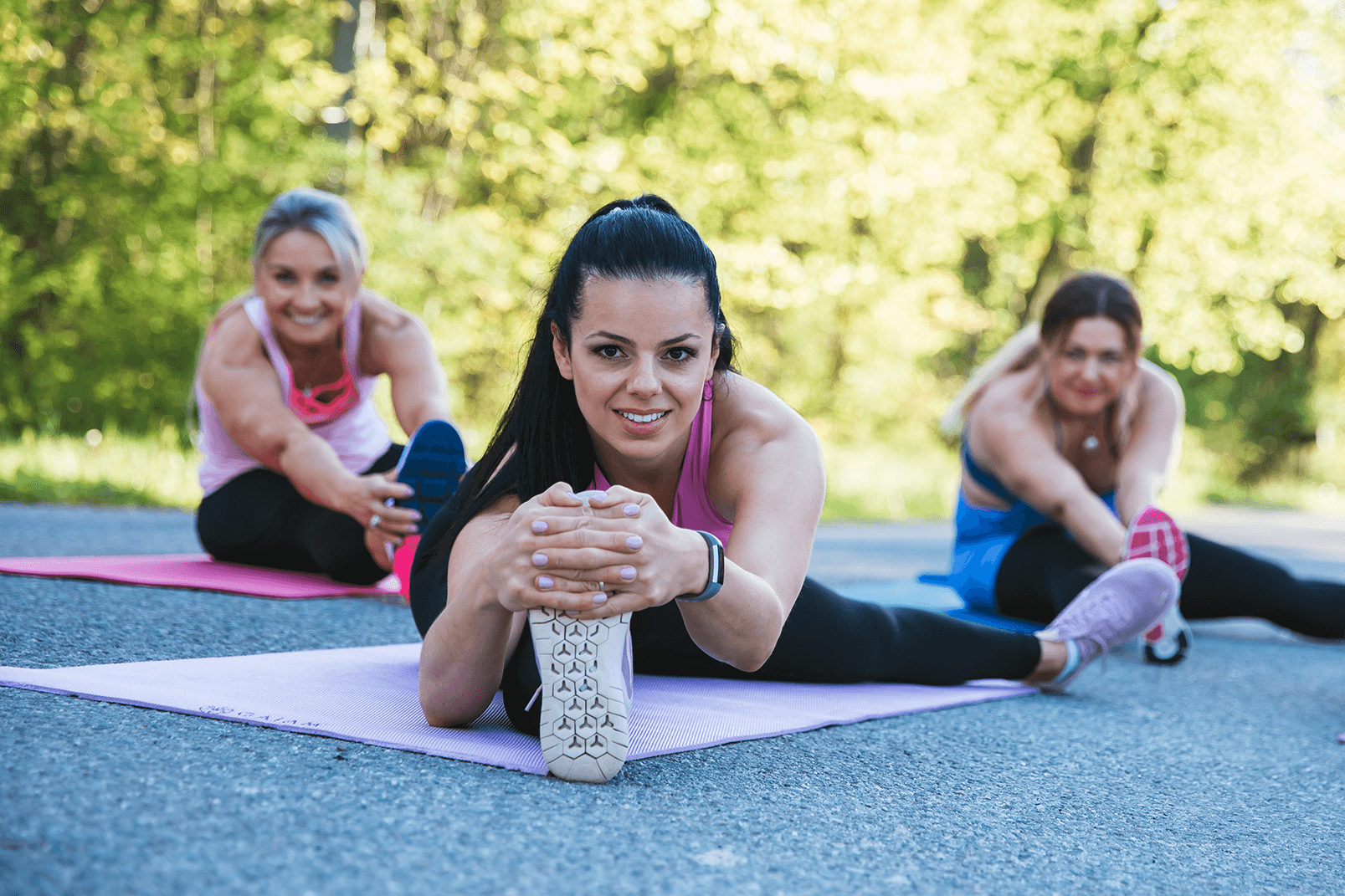 Tanya Women's fitness